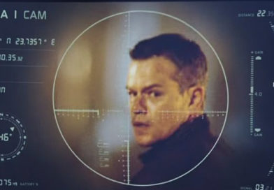 Big Screen Watches: Jason Bourne