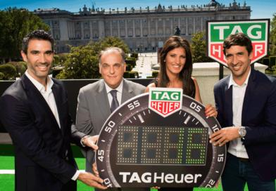 Tag Heuer – Official Timekeeper of La Liga Spain