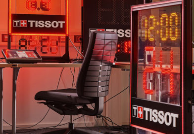 NBA & Tissot Unveil 2016/17 Shot Clock