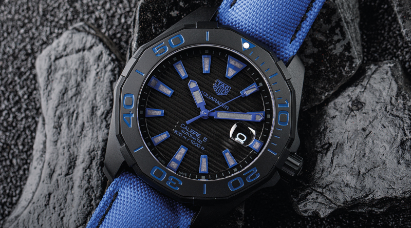 New Release: 2016 TAG Heuer Aquaracer 300M
