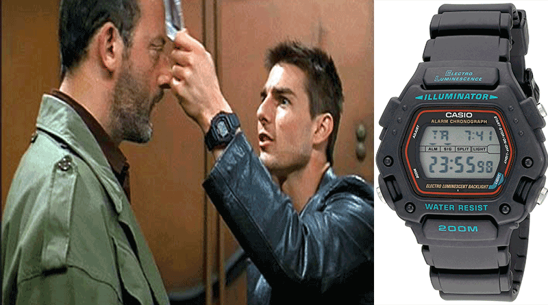 Big Screen Watches – Mission: Impossible Series