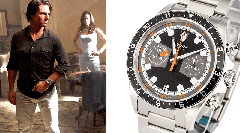 Mission Impossible 4 Tudor Heritage Chrono