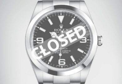 Competition: Win a 2016 Rolex Explorer I Ref.214270