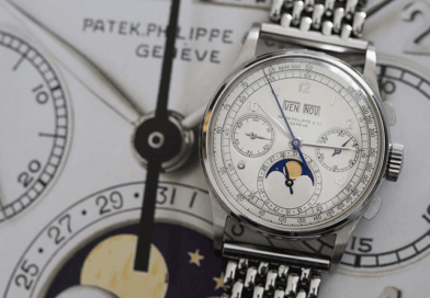 Most Expensive Wrist Watch Ever Sold? Patek Philippe Ref. 1518