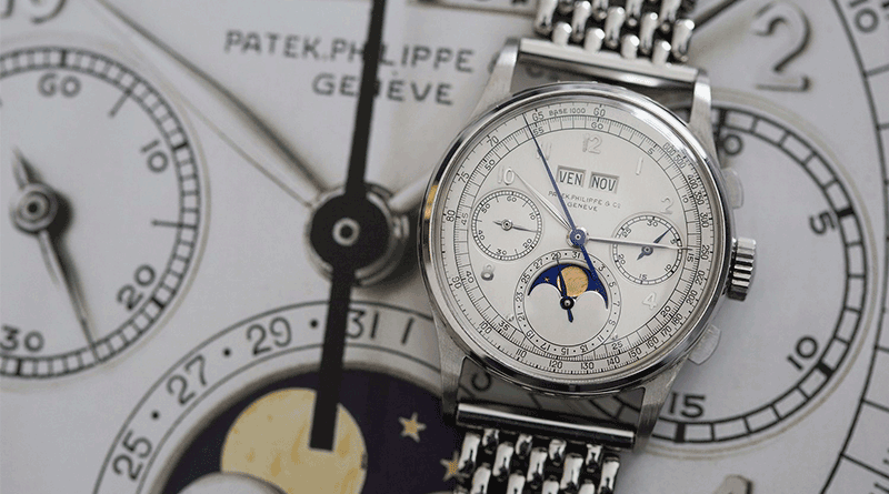 Most expensive watch patek philippe