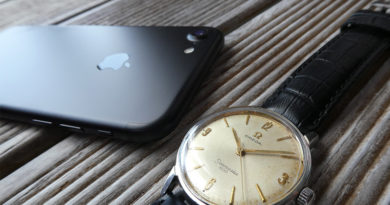 Cover Omega Seamaster iPhone 7