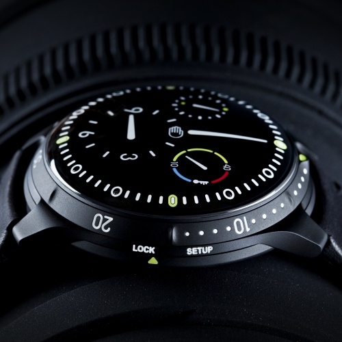 Ressence Type 5 Oil Watch