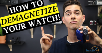 Twentytwoten.com youtube Demagnetize watch