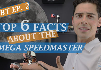 #TBT Episode 2 – Top 6 Facts About the Omega Speedmaster Professional & NASA [Video]