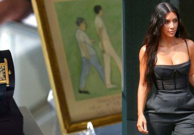 Who Wears What Watch: Kim Kardashian West