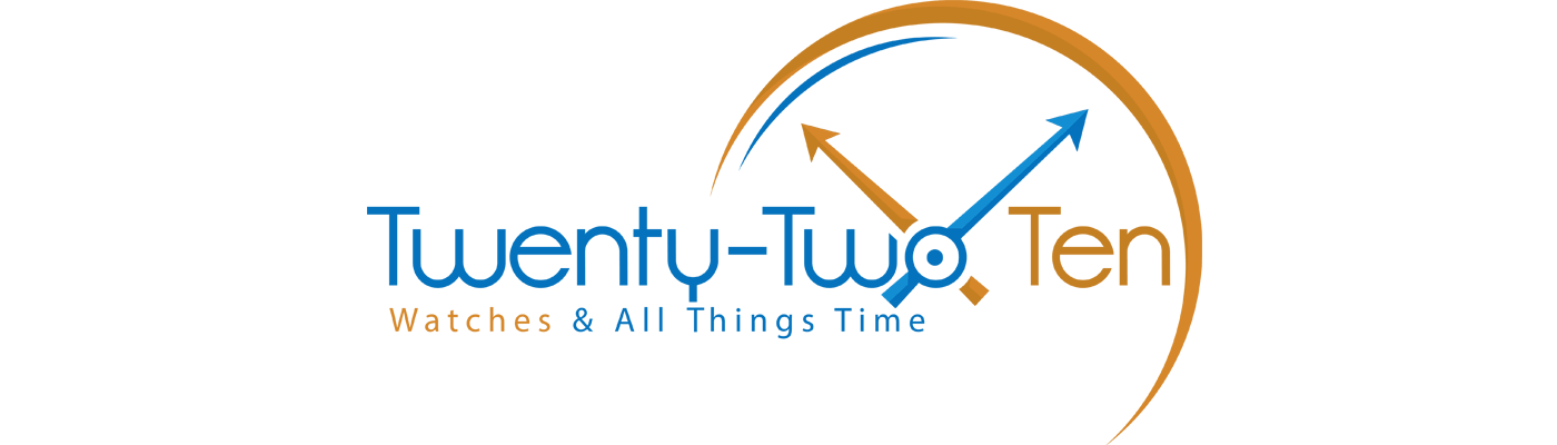 Twenty-Two Ten Watches Logo