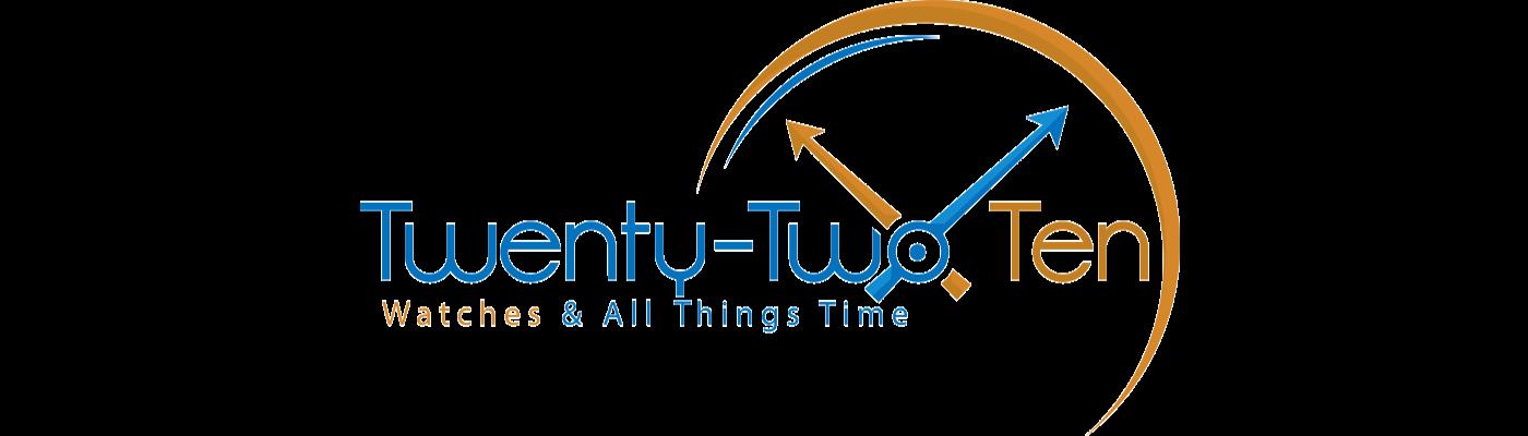 Twenty-Two Ten Watches Logo