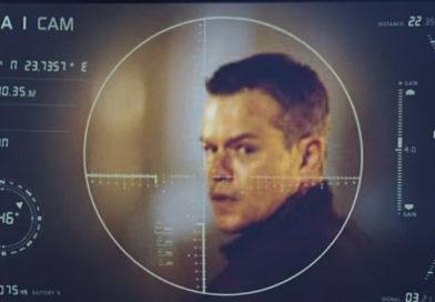Big Screen Watches: Jason Bourne
