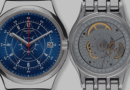 """New Releases: The Swatch Sistem51 Turned Steel With The """"Irony"""" Series."""
