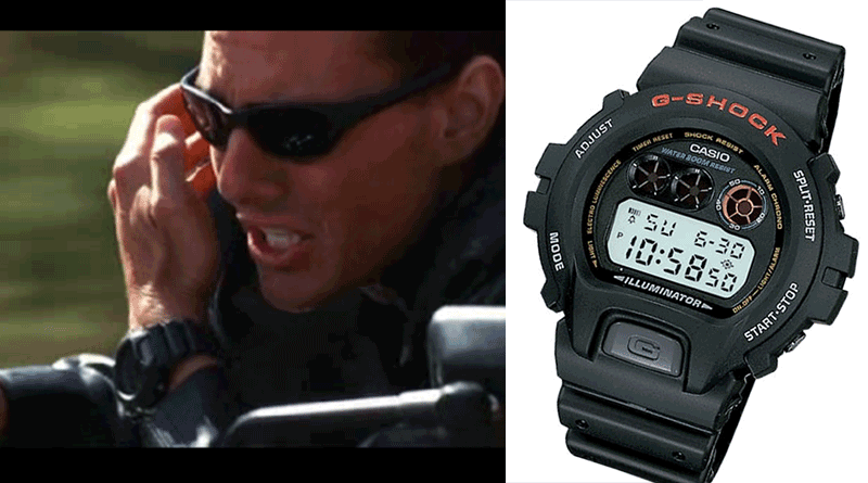 Mission Impossible Casio DW6900