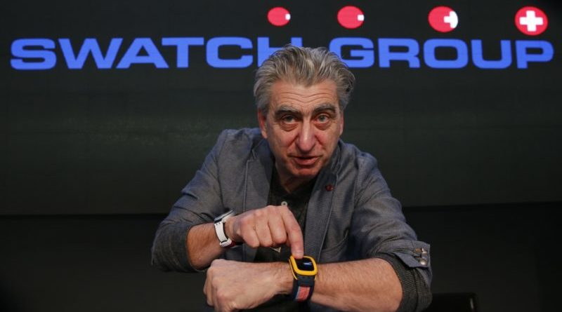 Swatch to Launch EV Battery to take on Tesla Stronghold.