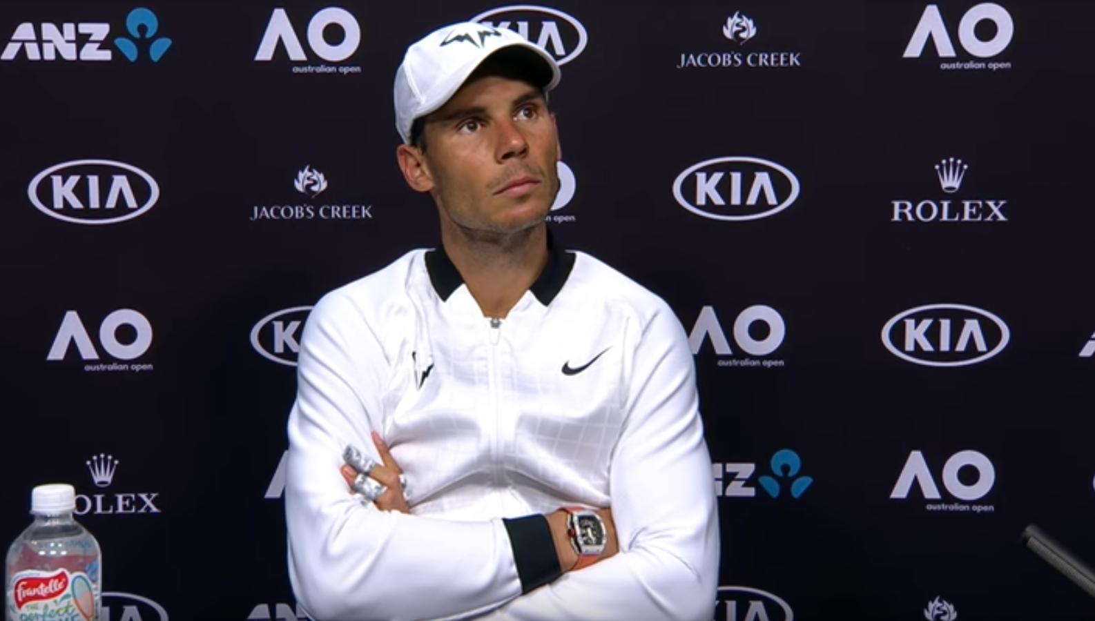 2017 Aus Open Press RM27-02 Rafa Nadal