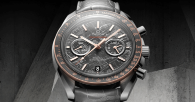 Top 3 Out of This World Watches Made with Meteorites