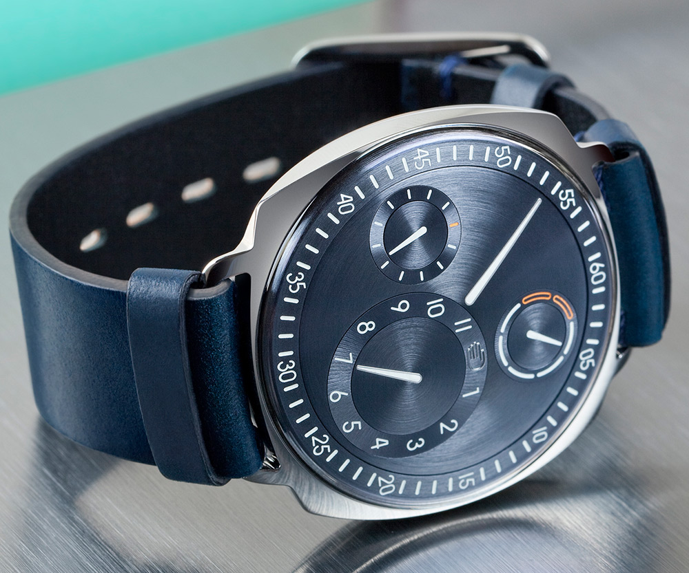 Ressence-Type-1-Squared Watch Front Dial
