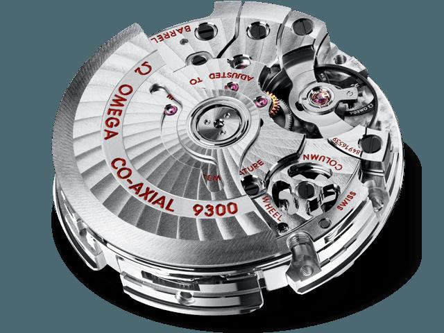 Omega Speedmaster Movement 9300