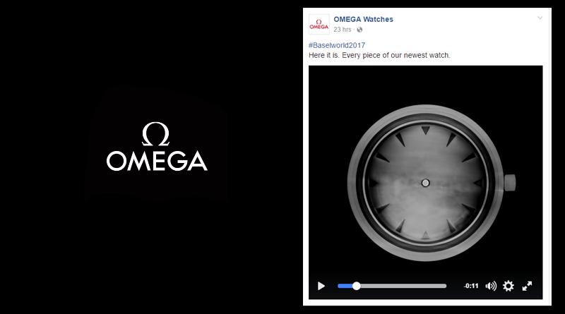 Omega Teaser – Railmaster for Baselworld 2017?