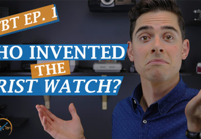 #TBT Episode 1 – Who Invented the Wrist Watch? [Video]