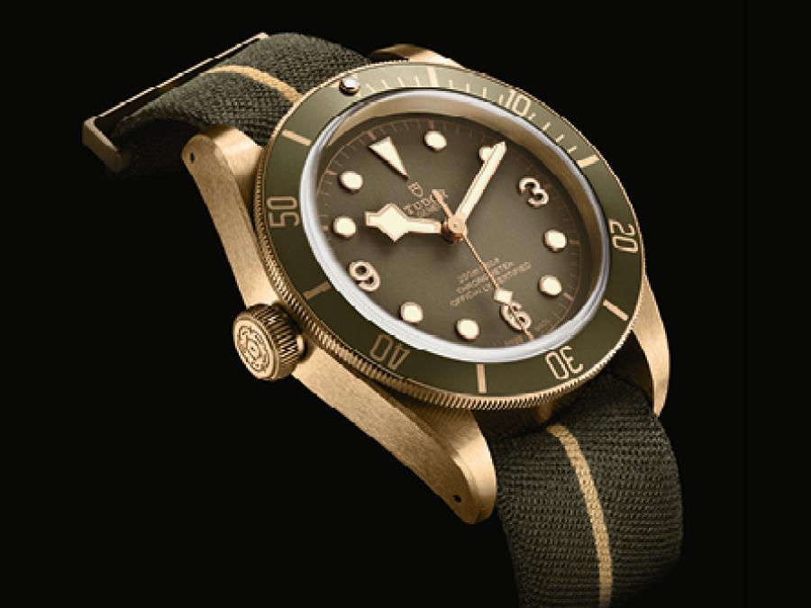 Tudor Black Bay Bronze One Only Watch 2017